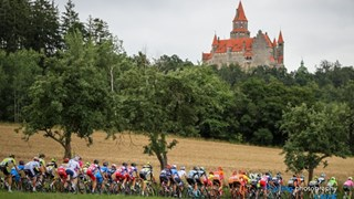 Live reportáž - 2. etapa Czech Cycling Tour