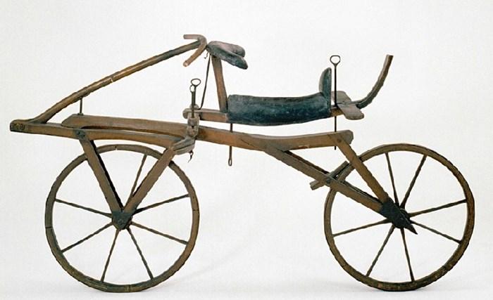 Bude tomu 200 let od zrodu cyklistiky