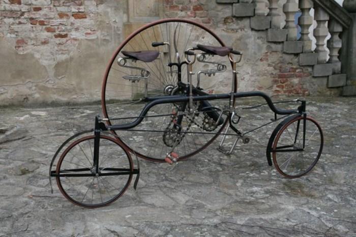Tricykly a quadricykly
