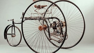 The Excelsior Tricycle