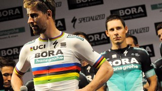 BORA-hansgrohe chce monument a top 5 na Grand Tour