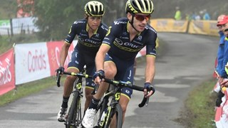 Mitchelton-Scott rozděloval: Adam Tour, Simon a Chaves Giro