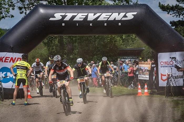 Pozvánka na3. závod STEVENS Jihočeského poháru – MTB Rally Strážišťská šlapka